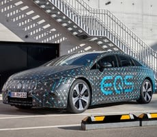 Mercedes-Benz EQS Has Tesla Model S In Its Crosshairs With 108 kWh Battery, 478-Mile Range