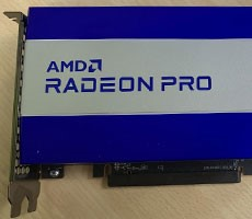 AMD Radeon Pro Graphics Big Navi Card Leaks With 16GB GDDR6 And Blower-Style Cooler
