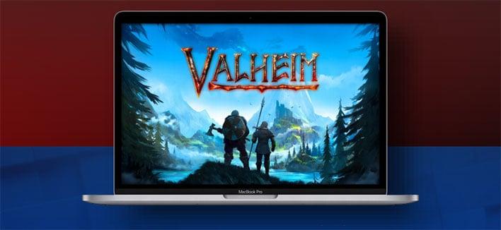 Apple MacBook Valheim