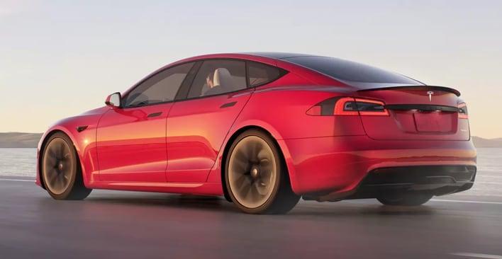 tesla model s 2021 3