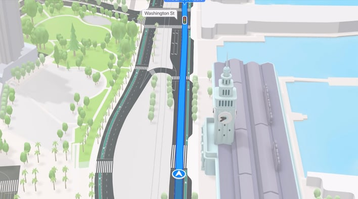 ios maps 2