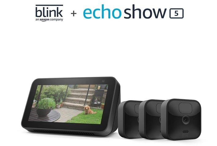 blink echo show 5