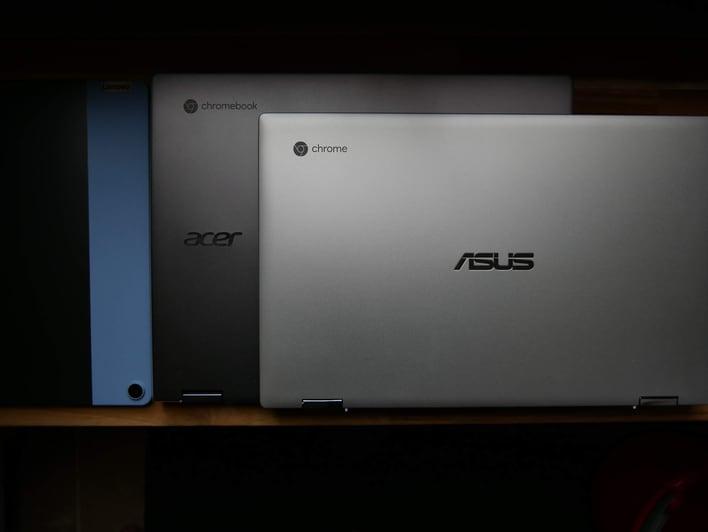 Chromebook Asus Acer Lenovo