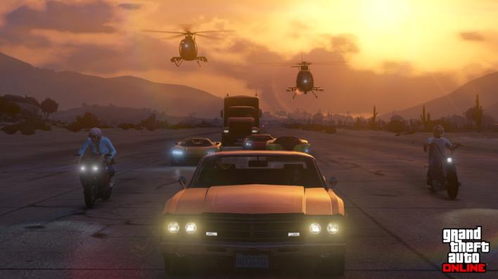 les véhicules gta online seront arrêtés en décembre sur playstation 3 et xbox 360