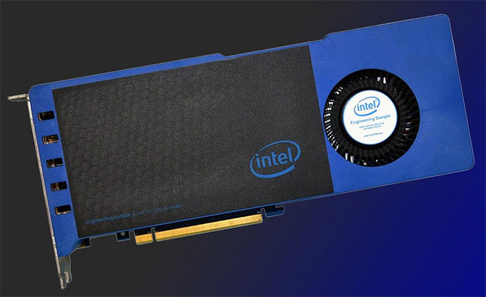 Intel's High-End DG2 Xe-HPG Discrete GPU Tipped For CES 2022 Launch