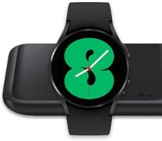Samsung's New Galaxy Watch 4 Drops To A Low $230 With Free Wireless Charger