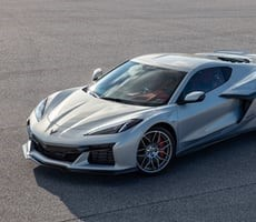 Chevy's Menacing 2023 Corvette Z06 Bares All Ahead Of October 23 Launch