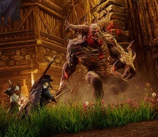 Amazon's New World MMO Is An Early Smash Hit As Over 600K Players Swamp Game Servers