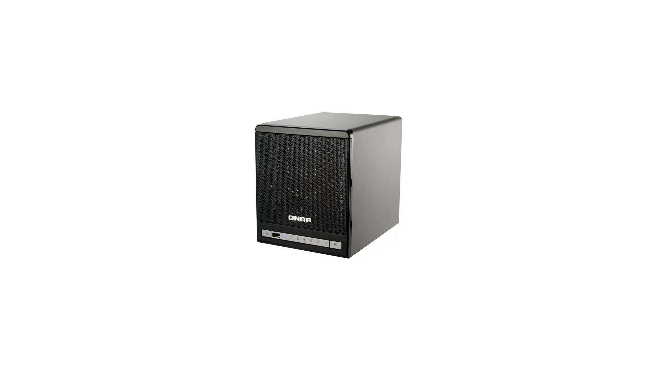 QNAP Brings Debian Lenny To Turbo NAS Drives | HotHardware