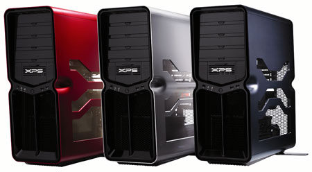 Dell XPS 730x color options