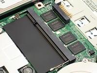 MSI Wind U100 RAM Slot