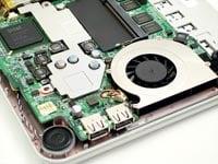 MSI U100 motherboard