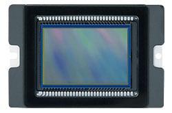 Canon APS-C CMOS Sensor