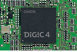 Canon DIGIC 4 Image Processor