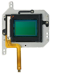 Canon Self-Cleaning Sensor Unit