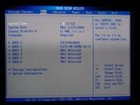 ASUS Rampage II Extreme - Main BIOS