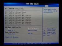 ASUS Rampage II Extreme - OC Profiles