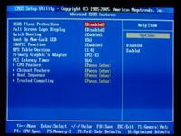 MSI Eclipse - Advanced BIOS