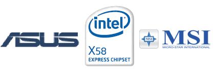 X58 Showdown: ASUS Rampage II vs  MSI Eclipse - Page 7