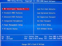 EX58-UD3R Main BIOS