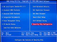 EX58-UD4P Main BIOS