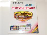 Gigabyte EX58-UD4P Package