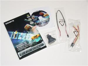 GV-N250OC-1GI Bundle