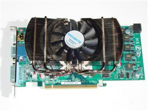 Gigabyte GV-N250OC-1GI Front View