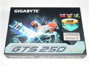 GV-N250OC-1GI Package