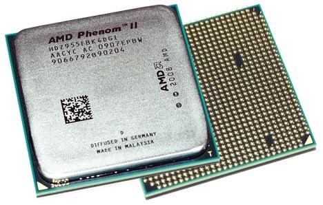 Amd Phenom Ii X4 955 Black Edition Processor Hothardware