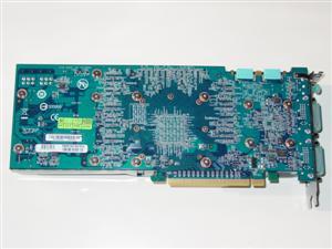 Gigabyte GTX 275 - Back