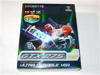 Gigabyte GTX 275 - Box