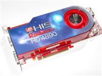 HIS HD 4890 - Card