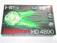 HIS HD 4890 - Box