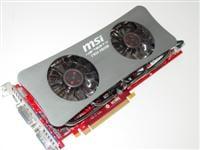 MSI GTX 275 - Card