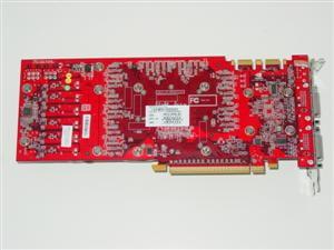 MSI GTX 275 - Back
