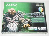 MSI GTX 275 - Box
