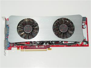 MSI GTX 275 - Front