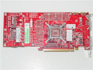 XFX HD 4890 - Back