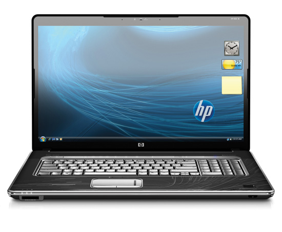 Hp Hdx 18t Premium Series 18 Quot Notebook Review Hothardware