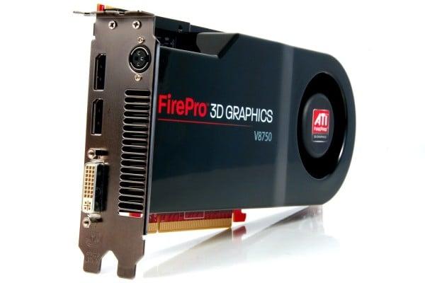 ATI FirePro V8750 Driver