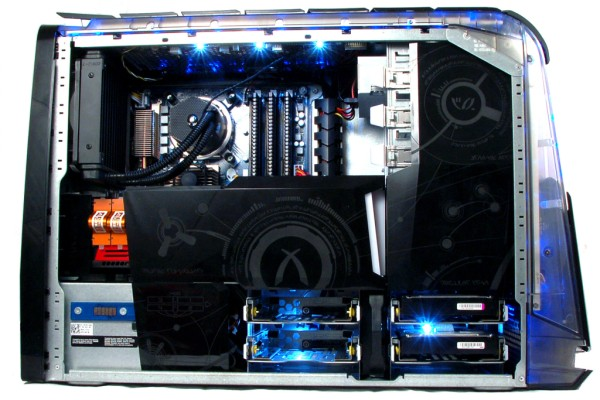 Alienware Aurora ALX Gaming System Preview   HotHardware