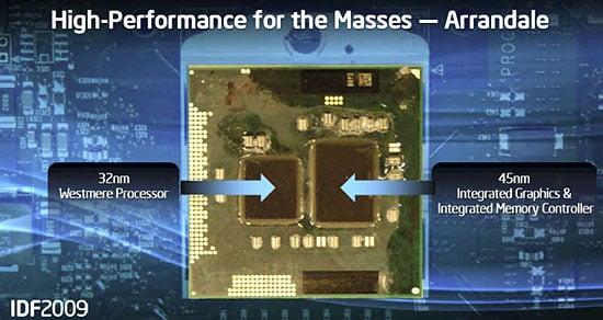 Intel Arrandale
