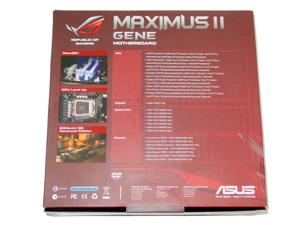 Maximus II Gene - Box Back