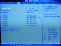 BIOS Main
