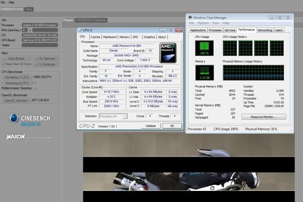 Amd Launches 125w Phenom Ii X4 965 Cpu Hothardware