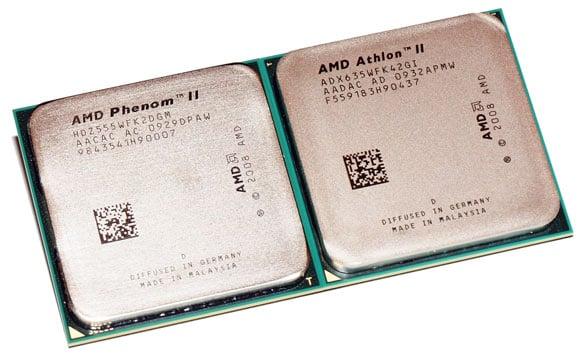 Amd Phenom Ii X2 555 And Athlon Ii X4 635 Performance Hothardware