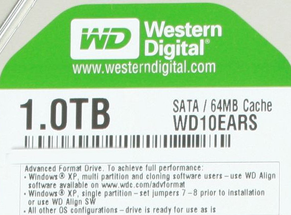 Exploring WD's Advanced Format HD Technology | HotHardware