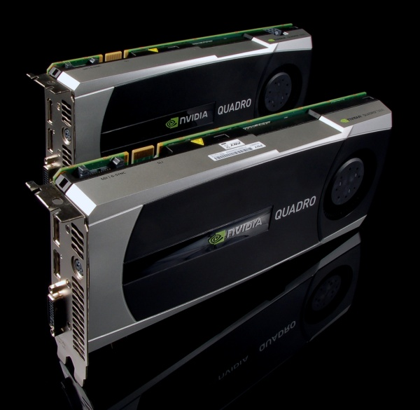 Quadro 6000 – Workstation graphics card for 3D design, styling ...