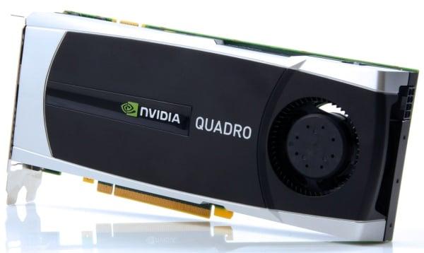 NVIDIA Unleashes Quadro 6000 and 5000 Series GPUs   HotHardware